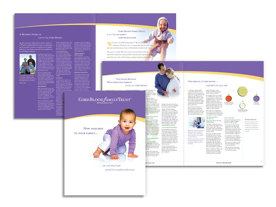 Cord Blood Family Trust collateral