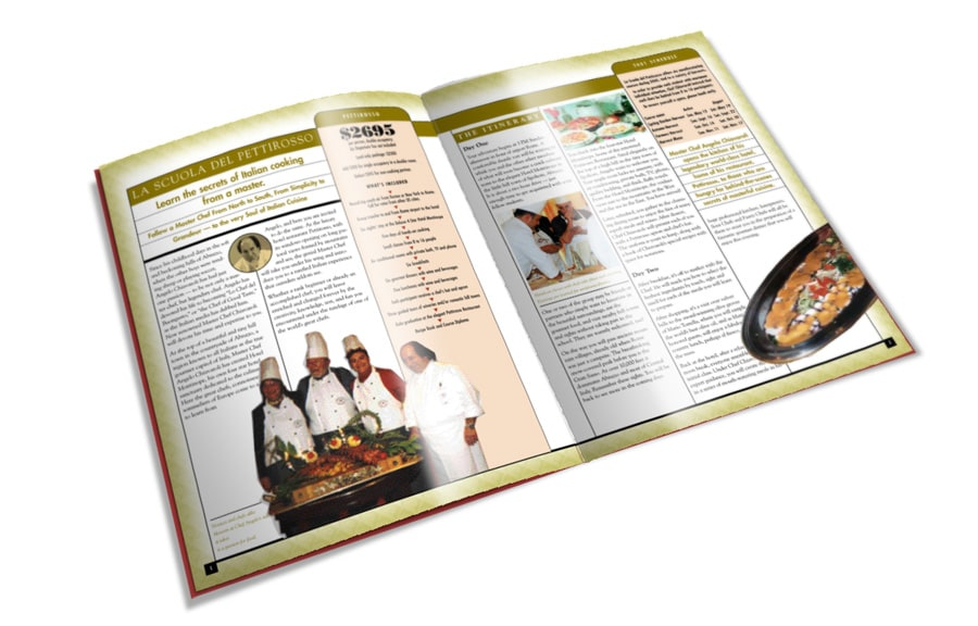 Parker Villas Cooking Catalog
