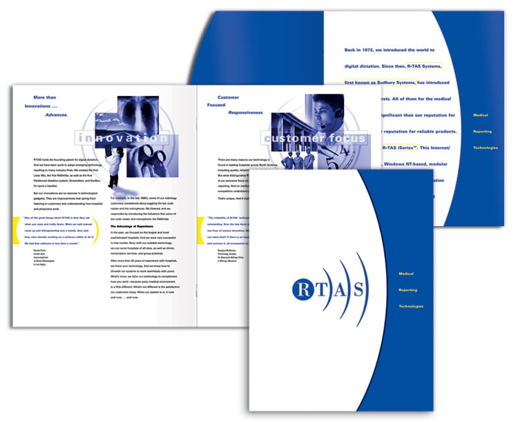 RTAS Capabilities brochure
